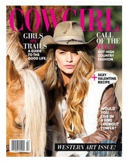 cowgirl mag 1