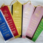 Official Event Ribbons