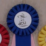 Rosette Award Ribbons