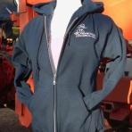 A Comfy Favorite, Zip Front Hoodie, various colors