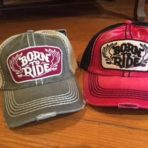Born to Ride Ballcap