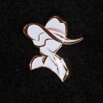 Enamel Cowgirl Pin