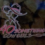 Die-Cut Cowgirls Decal