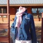 Classic Cowgirl Denim Jacket