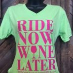 Ride Now Wine Later