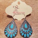 Beautiful Tear Drop Earrings