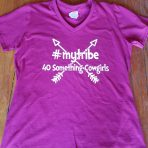 #mytribe V-neck Short Sleeve Shirts