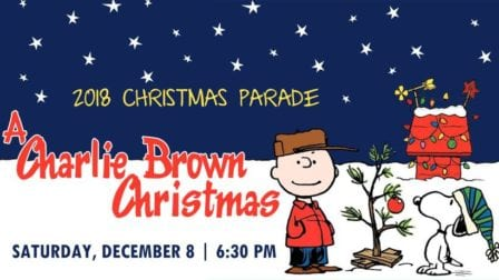 Breckenridge Tx- Christmas Parade @ Downtown Breckenridge Tx